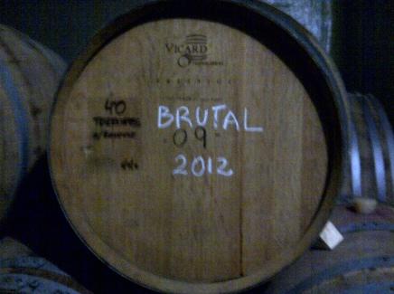 El torrontés de Matías Michelini fermenta con la piel de la uva y luego descansa en barricas.